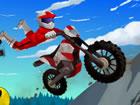 Extreme Moto Run ist ein Trial-Bike-Spiel, das deine Bike-Fähigkeiten auf ein
