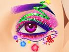 Kreieren Sie einfallsreiches Make-up für die Augen! In Eye Art sind Sie de