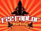 Viel Spaß beim Spielen eine andere Art des Parkens Spiel mit einer F22 Raubvog