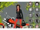 Wählen Sie die besten Kleider für junge Motorrad-Fahrer