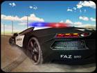 Fahrschule für Polizeiautos Spiel verbessert die Fähigkeiten des Auto