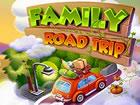 Bist du bereit, ein tolles Abenteuer auf einer Autoreise in Family Road Trip zu