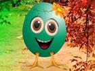 In diesem Fluchtspiel bist du zu Fantasie Ei...