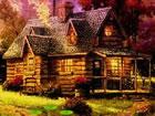 In diesem Fluchtspiel haben Sie die Schönheit von Fantasy Beautiful Forest