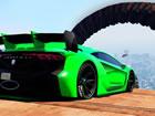 Nehmen Sie an den Ultimate Races over the Sky High Mega Ramps in diesem neuen A