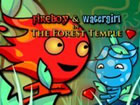 Feuer und Wasser 1 - Wald Tempel ist eine neue Version der Feuer und Wasser Ser