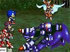 Mit einem hyruläischen Thema beginnt Final Fantasy Sonic X2 mit einem gesc