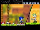 Schließen Sie sich Sonic the Hedgehog im Final Fantasy RPG-Kampfspiel an.