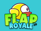 Flap Royale ist ein unterhaltsames Echtzeitspiel im Battle Royale-Stil. Dieses
