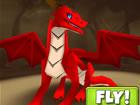 Fly My Dragon ist ein endloses Runner-Spiel, in dem du deinen eigenen Drachen i
