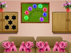 Daisy House Escape ist ein Point-and-Click-S...