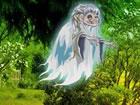 In diesem Flucht aus dem Geister Garten entkommen spiel bist du im Geistergarte