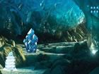 In diesem Fluchtspiel bist du im Gletscher-Island-Wasser gefangen. Niemand ist