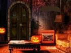 Angenommen, Sie sind im Halloween Palast gefangen und versuchen, aus dem Hallow