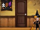 In Flucht aus dem Halloween Raum 22 Spiel bi...