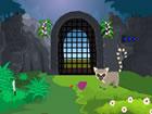 Flucht aus dem herrlichen Dorf ist ein Point-and-Click-Spiel, das von 8B Games