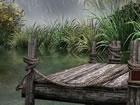 Es regnet und du steckst im verlassenen Dorf...