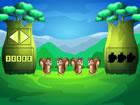 Flucht aus Grasland ist ein Point-and-Click-Spiel, das von 8B Games/Games2live