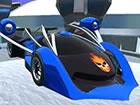 Fly Car Stunt ist zurück in der 5. Folge mit der neuen futuristischen Spac