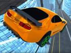 Mit Flying Car Ayn können Sie Supersportwagen fahren und über die mod