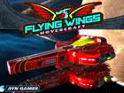 Flying Wings HoverCraft ist ein 3D Rennsimulations spiel, das in einer Cyber Th