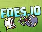Foes io ist eine Version von Moomoo io, die ernsthafte Waffen wie Schrotflinten