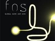 FOS ist ein Spiel über Erkundung, spielen als Lichtball, das Licht in die