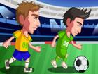 Kannst du gut Fußball spielen? Möchten Sie es versuchen? In diesem S