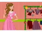 Frohe Weihnachten-Mädchen - Frohe Weihnachten-Mädchen Spiele - Kostenlose Fro