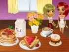 Die beiden charmanten Doli Mädchen, Lisa und Mina, haben gerade ihr eigenes kl