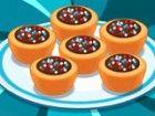 Fudge Pfützen ist eine andere Art von Kuchen. Es hat eine Schoko-Creme in der