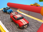 Fun Race Car 3D ist ein Auto Stunt rennen Spiel, das darauf wartet, von Ihnen h