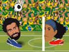 Bist du bereit für ein spannendes Football-Heads-Spiel? Magst du Fuß