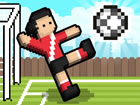 Ein cooles und unterhaltsames physikbasiertes Fußballspiel, bei dem Sie z