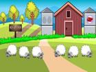 Farm Escape ist ein Point-and-Click-Spiel. Stellen Sie sich vor, Sie waren auf