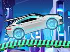 Galactic Driver ist ein unterhaltsames Fahrspiel, bei dem Sie 30 Sci-Fi-Levels