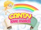 Candy Love begrüßt Sie in unserem neuen großartigen Match-3-Pu
