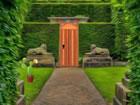 Dies ist ein brandneues Fluchtspiel, das Sie in einen geheimen Garten führ