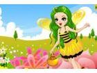 Dieser süße Biene suchen müsste eine schöne-chic-Look starten ihren harten
