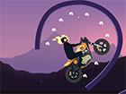 Ghost Knight Rider ist ein Web-Spiel, das alles bietet, was sich ein Fahrradlie