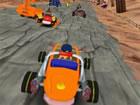 Go Kart Pro ist ein episches Rennspiel, in dem du dein eigenes Go Kart startest