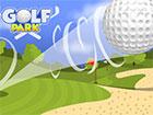 Es ist Zeit, Golf zu spielen. Der Golfpark ist ein einfaches und süchtig m