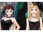 Diese Girls müssen wunderschöne auf heutigen gotischen Show! Projekt einen Ha