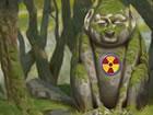 Ein Fluchtspiel, das dich in eine God Statue Forest Escape entführt. Das S