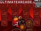 Gruselig Rider 2 - In das Rennen Spiel müssen Sie eine Motorrad Reise äußers
