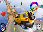 Machen Sie sich bereit, um den GT Jeep Impossible Mega Dangerous Track zu spiel