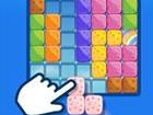 Gummiblöcke ist ein Puzzlespiel, bei dem Sie verschiedene Formen auf das B