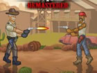 Gun Blut Remastered ist die wilde West Pistole slinging Shoot 'em up Spiel, i