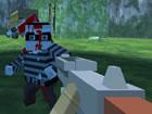 Survival Pixel Gang Shooting ist hier mit einer großartigen Dschungelkart