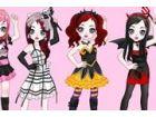 Diese Halloween-Cutie verkleiden Sie und versuchen Sie, die höchste Punktzahl
